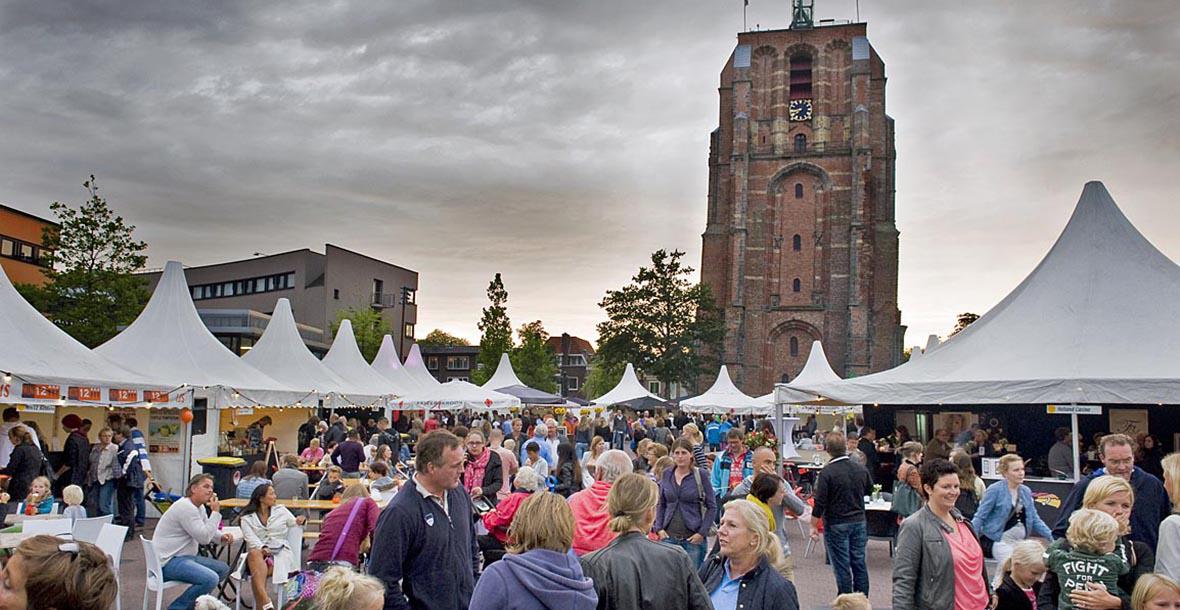 07-09-2013 Lions Ljouwert '80 Ljouwert Culinair bij de Oldehove Leeuwarden.